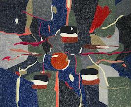 """Photo: Тадеуш Жаховский """"Равновесие. Balance"""", 50см х 61см, пастель, бумага. О наличии картины просьба контактировать галерею. Также предлагается напечатанная на холсте репродукция этой картины в любом размере."""