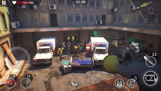Left to Survive MOD APK 4.3.0 2