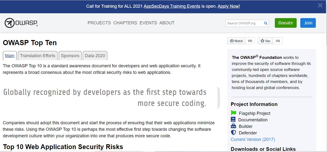 mobile app security standards