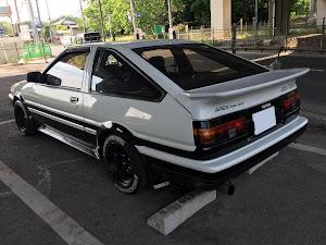 スプリンタートレノ AE86 S61年 GT APEXのカスタム事例画像 さくさんの2019年07月13日22:04の投稿