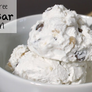Dairy-Free Heath Bar Ice Cream