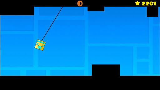 Geometry Rush-Impossible Fly