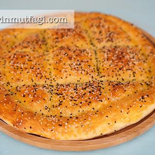 Turkish Ramadan Pita Bread