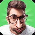 Funny Face - Photo Warp Editor icon