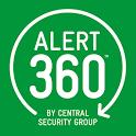 Alert 360 icon