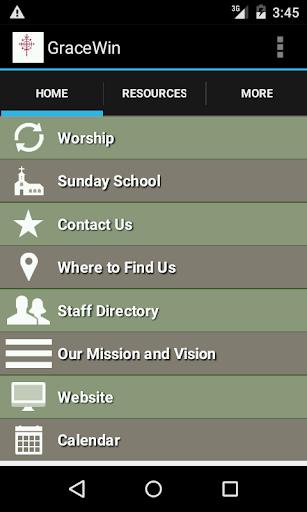 Grace Evangelical Lutheran App