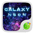 Neon Galaxy GO Keyboard Theme 1.85.5.1 icon