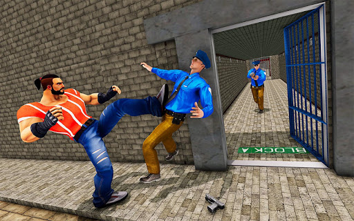 Monster Superhero Prison Escape 1.0.3 screenshots 2
