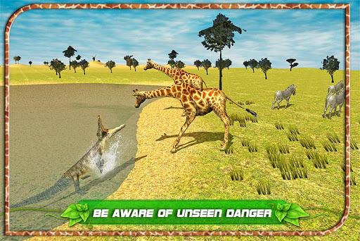 最终长颈鹿模拟器