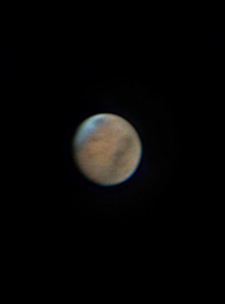 Photo: Mars on nov 11 2007