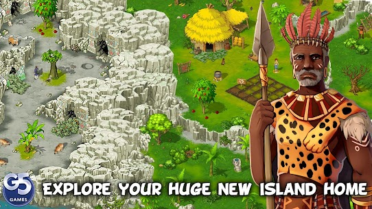 The Island Castaway: Lost World MOD 1.6.601 (Unlimited Money) Apk + Data 9