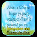 imagenes con frases de Dios icon