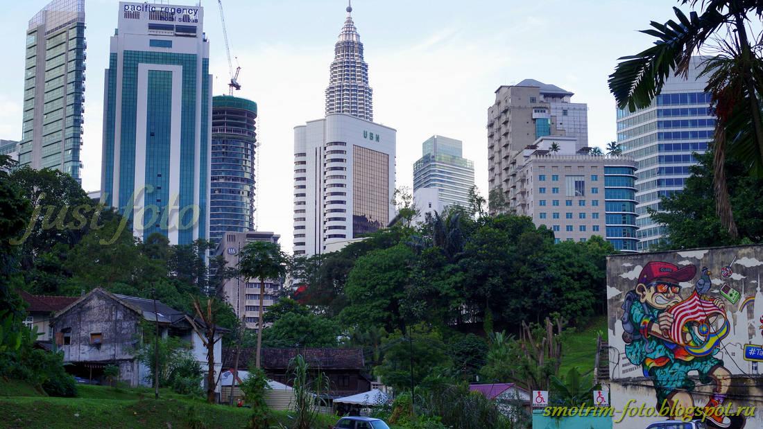 Куала-Лумпур фото