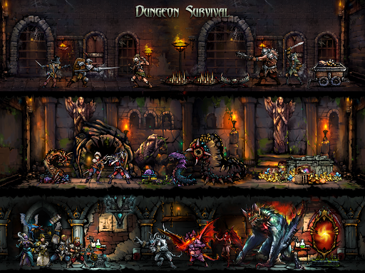 Dungeon Survival screenshots 17