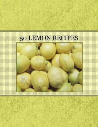50  LEMON RECIPES