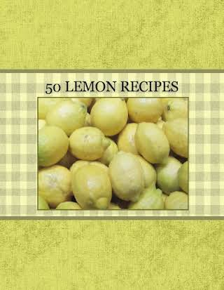 50  LEMON RECIPES