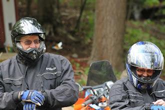 Photo: Gretta and Dan - the dynamic duo