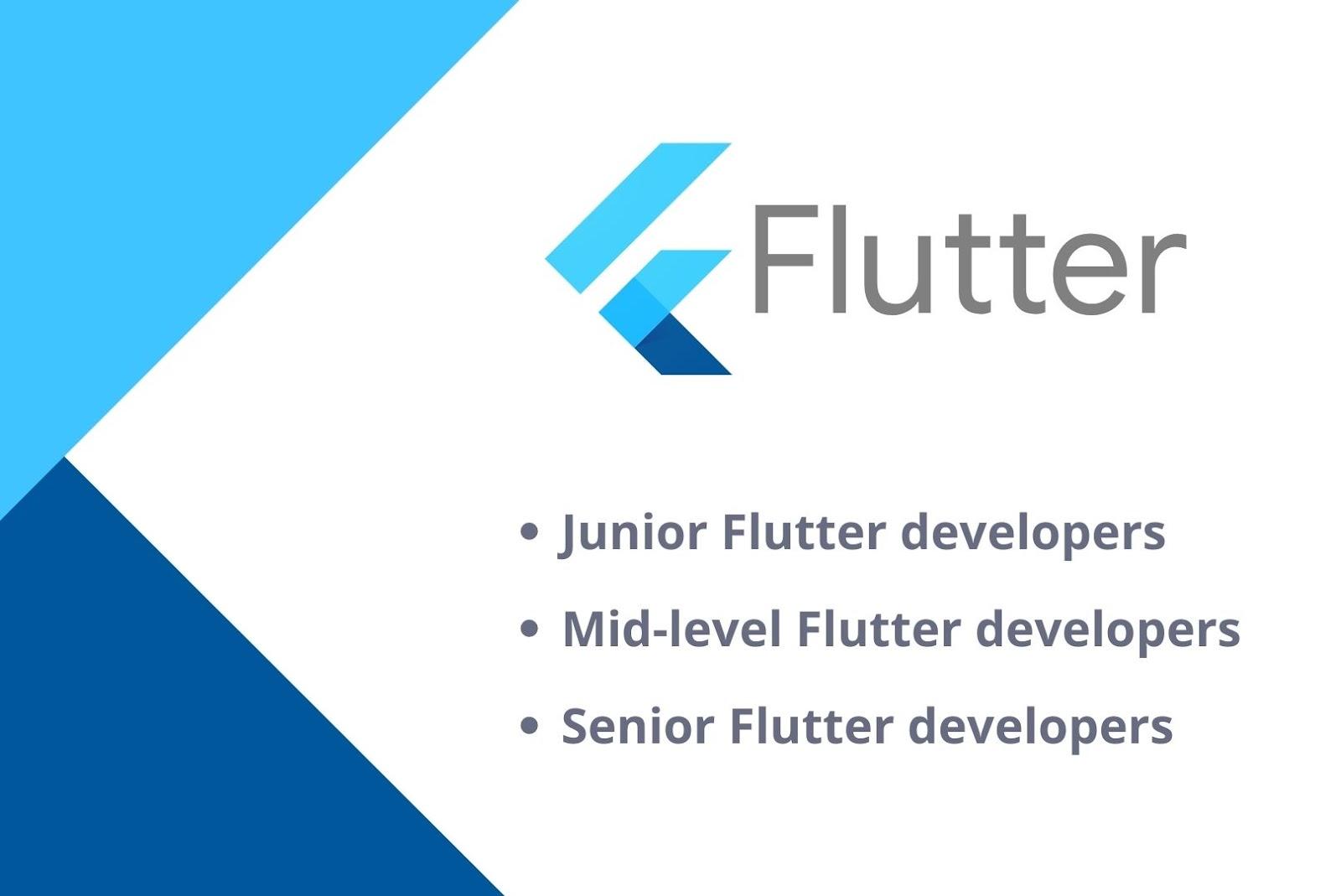 Flutter app developers