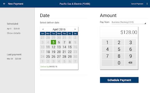 Tyndall e-Banking screenshot 9