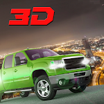 Offroad 4x4 Truck Driver 3D Icon