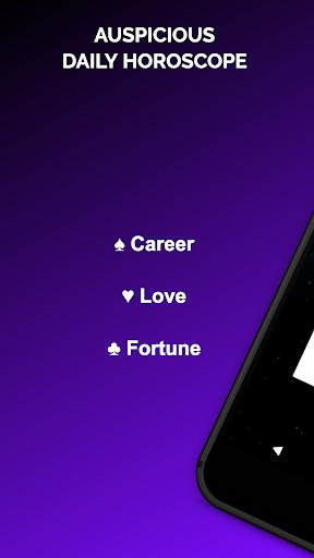 Auspicious – Free Daily Horoscope & Tarot Reading App Report on