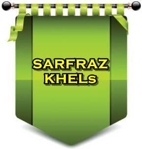 SARFRAZ KHELs
