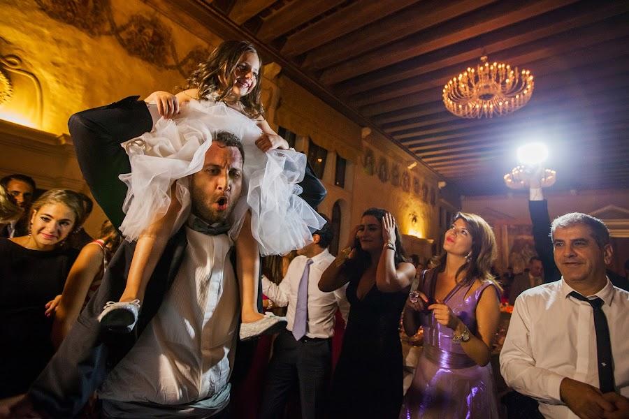 Wedding photographer Daniele Borghello (borghello). Photo of 30.09.2014
