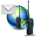 Walkie Talkie Mail icon