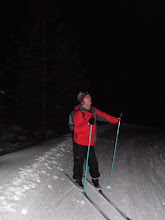 Photo: Moonlight Ski Feb 6 2012