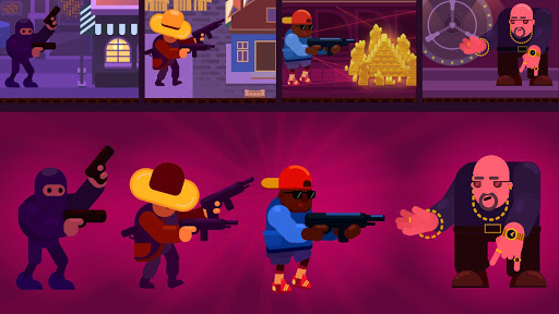 Idle Mafia Tycoon - Tap Inc Game apktram screenshots 7