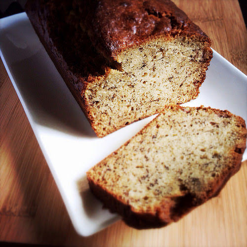 Banana, Best, Bread, easy, recipe, 香蕉, 麵包