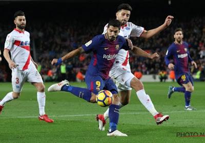 ? Messi sauve Barcelone d'une déconvenue