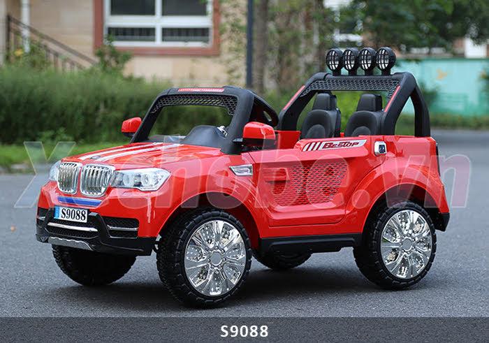 s9088 ô tô điện cho bé 4 động cơ