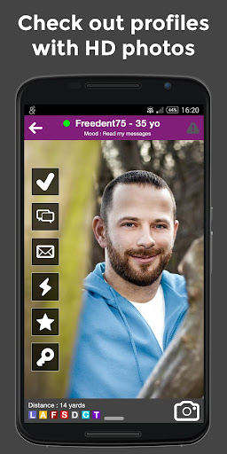 Gayvox - Gay Lesbian Bi Dating screenshot