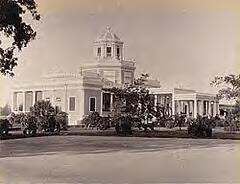 Photo: Madras club - Cosmo club - House of Mowbrays
