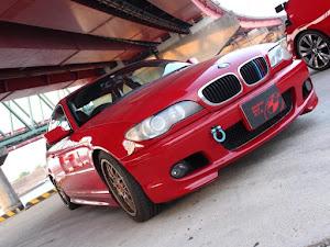 318Ci  E46 3 series Mスポーツ 赤のカスタム事例画像 🍎りっ君🍎赤いきつね🍎さんの2020年05月08日15:00の投稿
