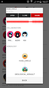 GrooveCloud | Social Sequencer- miniatura screenshot