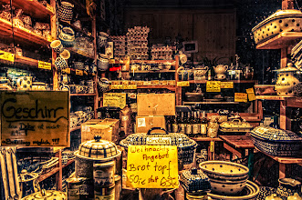 Photo: Old-Fashioned  Strawling through the archives I found this. Its from 2010 when I started serious amateur photography ^^ A corner shop in Hamburg-Altona selling old-fashioned stuff... I like this one somehow...  #showcase   #hamburg   #hamburgphotographers   #streetphotography