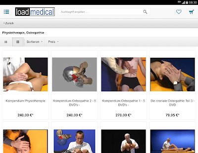 loadmedical- screenshot thumbnail