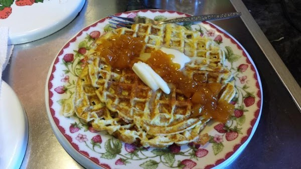 Omelet Waffles By Susan Recipe
