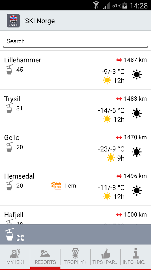 android apps norge Fosnavåg