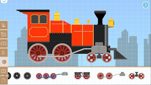 Brick Train Build Game For Kids & Preschoolers 1.5.140 screenshots 1