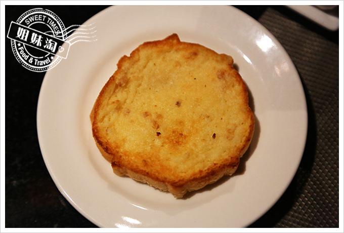 家蒂諾鐵板燒-香蒜麵包