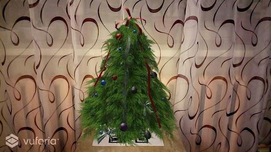 Новогодняя ёлка AR - náhled