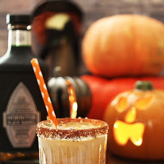 The Black Goblin - Tequila, Kahlua and Cream