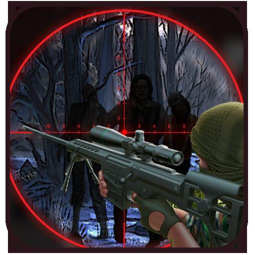 狙击手射击:冬天战士 動作 App LOGO-硬是要APP