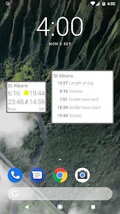 App Sun Position, Sunrise, and Sunset Demo APK for Windows Phone