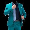 Man suit photo