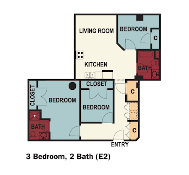 Three Bed Two Bath 27 Cold Storage Lofts In Kansas