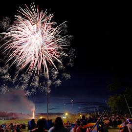Boom!! by Avishek Bhattacharya - Public Holidays July 4th